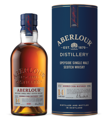 Aberlour 14yo Double cask...