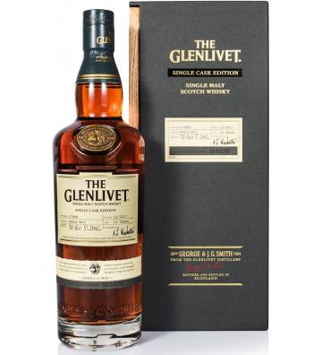 Glenlivet Single Cask 14yo