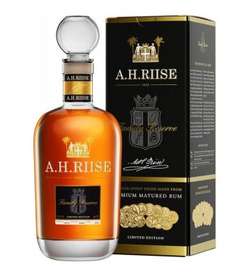 A.H. RIISE FAMILY RESERVE RUM