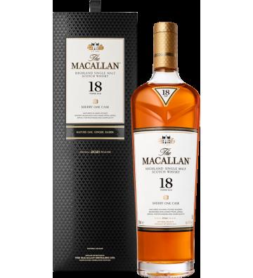 Macallan 18yo 2021 Sherry Oak