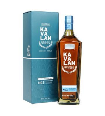 Kavalan Distillery Select no.2