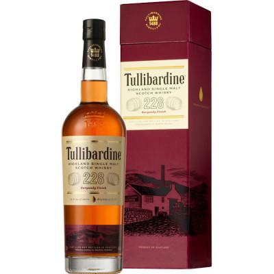 Tullibardine 228 Burgundy...