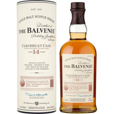 The Balvenie 14YO Caribbean...