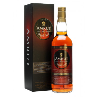 Amrut Single Cask PX Sherry