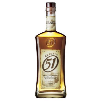 Cachaca 51 Reserva